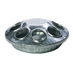 Little Giant Galvanized Rd. Feeder 8 Hole