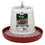 Little Giant 11 Lbs Plastic Hanging Feeder
