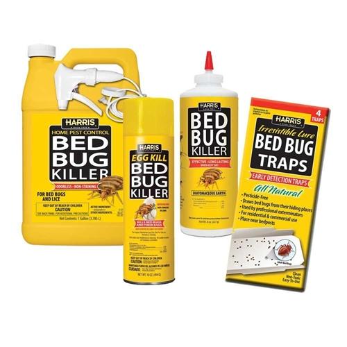 Harris Bed Bug Killer Kit