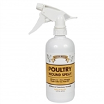 Rooster Booster Poultry Wound Spray 16 oz.