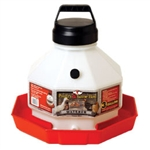 Little Giant 3 Gal. Plastic Poultry Waterer