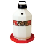 Little Giant 7 Gal. Plastic Poultry Waterer
