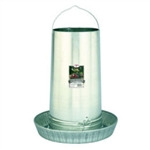 Little Giant Galvanized Feeder 40 lb.