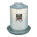 Little Giant Galvanized Waterer 3 gal.
