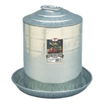 Little Giant Galvanized Waterer 5 gal.