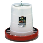 Little Giant 22 Lbs Plastic Hanging Feeder