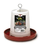 Little Giant 3 Lbs Plastic Hanging Feeder