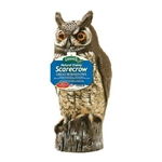 Dalen Natural Enemy Scarecrow Great Horned Owl