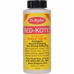 Dr. Naylor Red-Kote 4oz Dauber Bottle