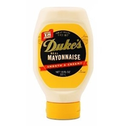 Dukes Mayonnaise Squeeze 18 oz.