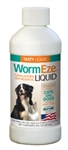 "Durvet WormEzeâ""¢ Liquid for Dogs & Cats 8 oz"