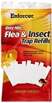 Enforcer Over Nite Flea & Insect Trap Refills