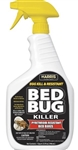 Harris Bed Bug Killer Pyrethroid-Resistant