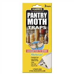 Harris Pantry Moth Traps