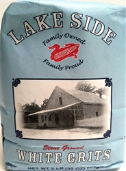 Lakeside Mills White Grits