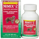 Nemex 2 Dog Wormer 2 oz