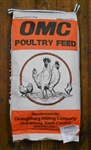 OMC Laying Pellets 25#