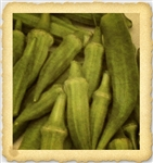 Clemson Spineless Okra
