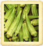 Emeral Green Okra