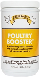 Rooster Booster Poultry Booster 1.25 lb.