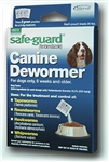 SAFE-GUARD® Wormer 2gm