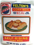Yelton's Best Self-Rising Corn Meal 2 lb.